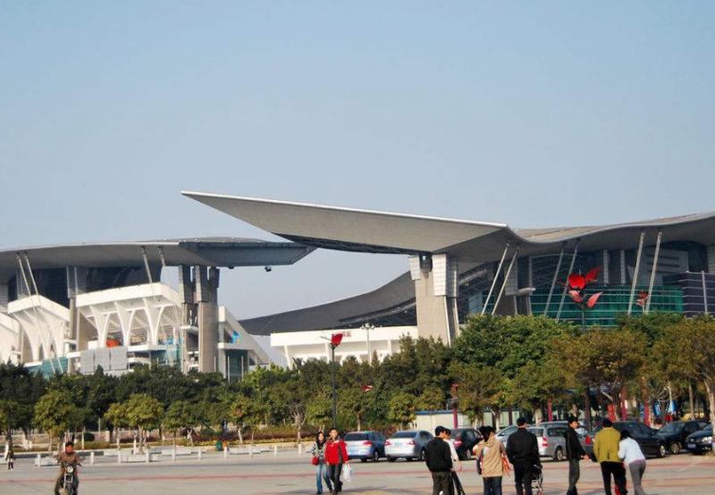 广州奥利匹克体育场