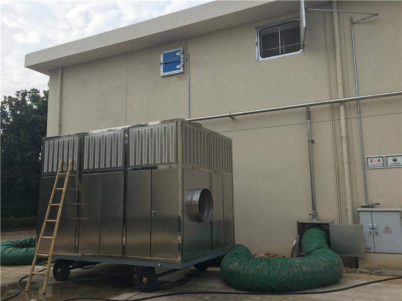 谷物冷却机案例